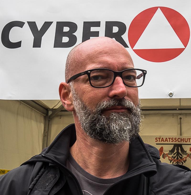 Werner Reiter / 26.10.2016, Wien, Uni Wien. Nationalfeiertag: Cyberabwehrzentrum des AKVorrat