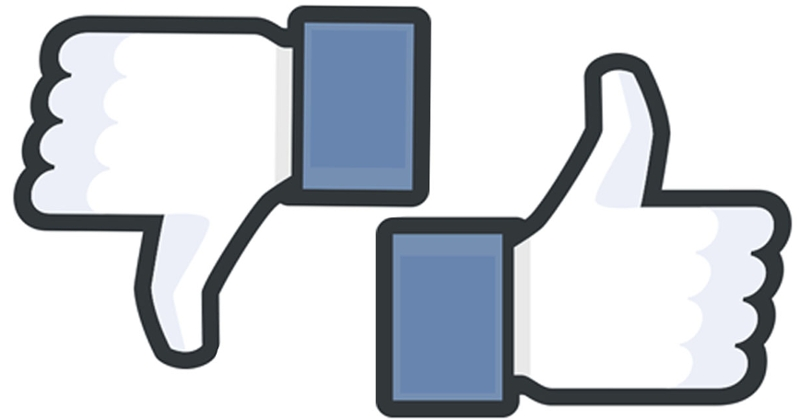 "facebook ""like""-symbol"