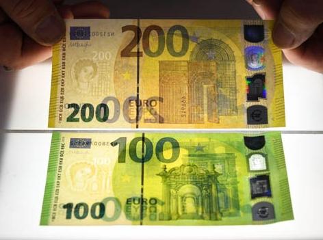 Das Sind Die Neuen 100 Und 200 Euro Scheine Oe3orfat