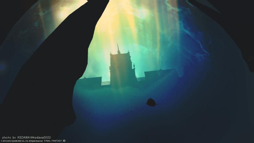 【FF14】スサノオ事件と紅玉海いろいろ【紅蓮ストーリー#3】