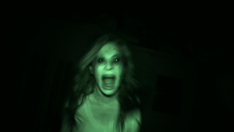 Ranking Paranormal Activity Films - Paranormal Activity 4