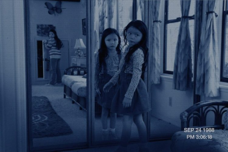 Movies That Pass the Bechdel Test: Paranormal Activity 3