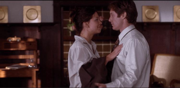 Best Kissing Scenes: Secretary