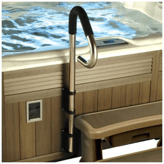 Safe-T-Rail – Stainless Steel By Leisure Concepts