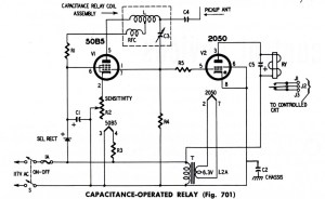 Build A Capacitance Operated Relay