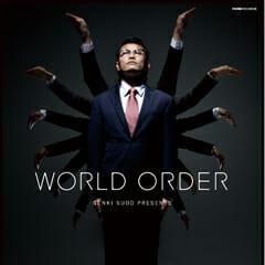 「WORLD ORDER」圧倒された須藤元気率いるパフォーマンス集団の動画まとめ。