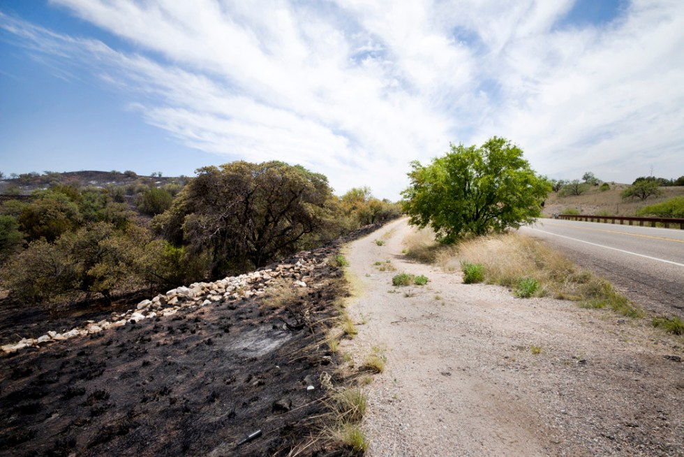 The fire was fueled in part by abundant grassland and a spokeswoman for Coronado National Park said many had hoped that the cooler weather would make fires less likely.