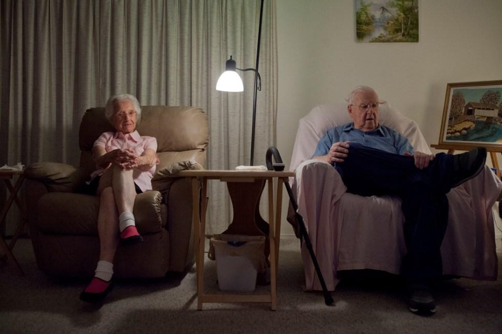 Grandparents of Sam Huff