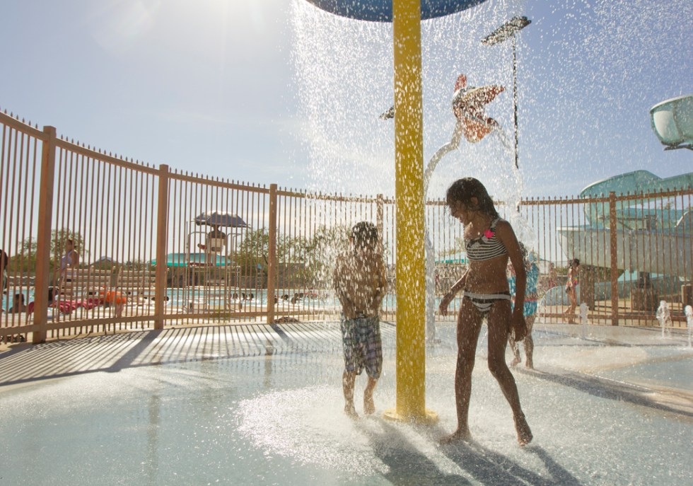 With the temperature rising past 100 degrees, Thursday was a good day for Tucson's city pools to open.