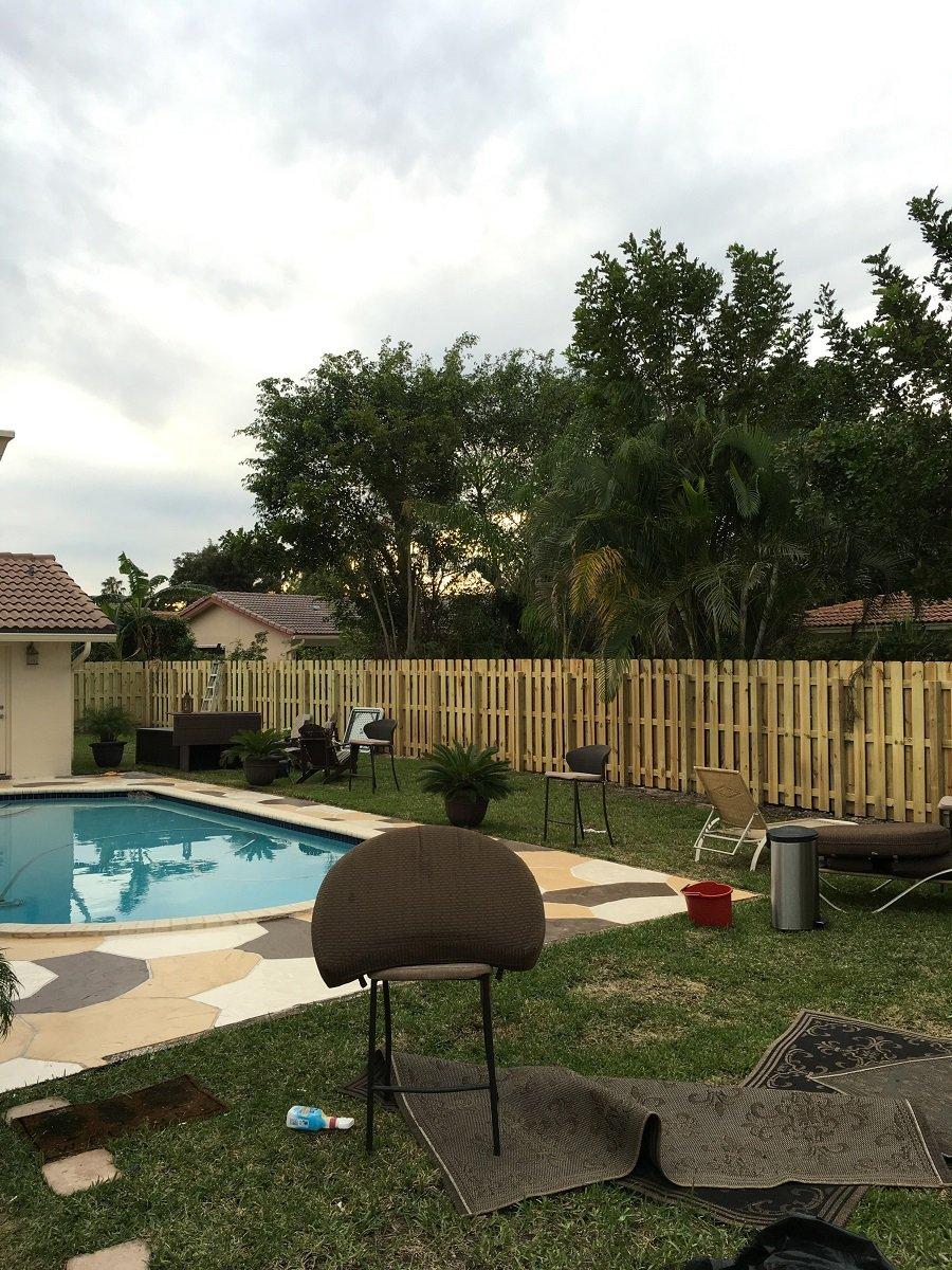 pool fencing contractor Tucson Arizona