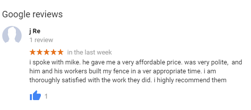 Review Fencing Tucson