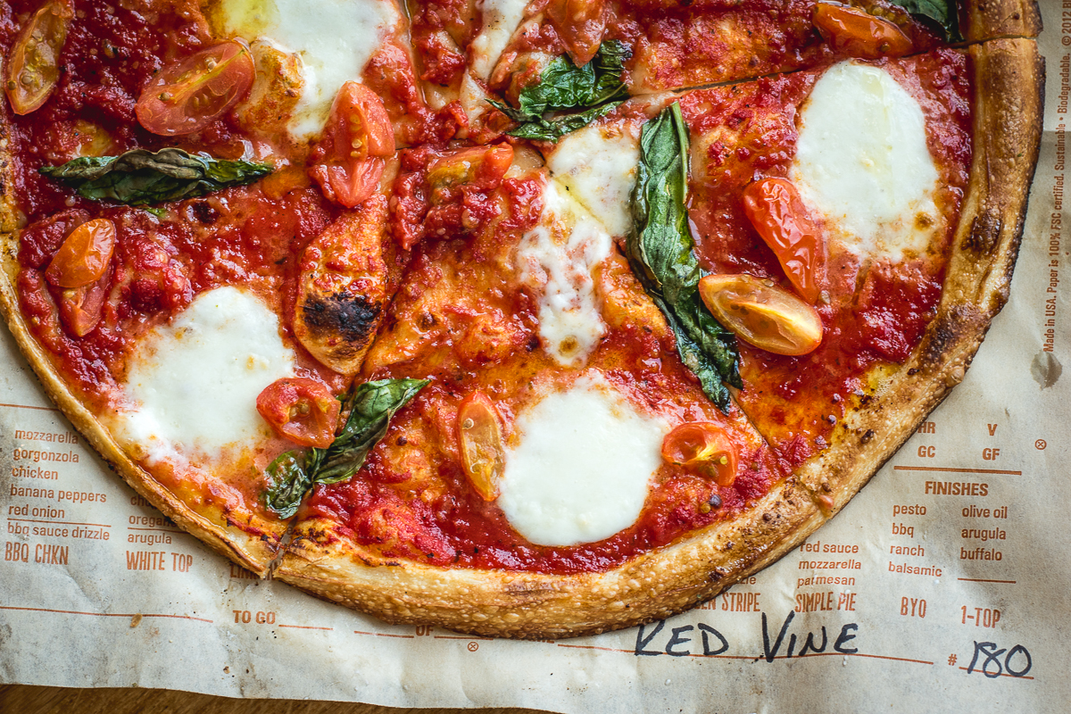 Free Pizza For High School Students At Blaze Pizza August