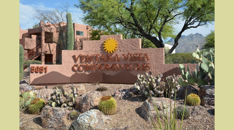 Homes for Sale in Ventana Vista Condominiums in Tucson, Arizona