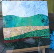 "This is the other ""flat"" piece. It was in the window out front and the reflection in the window was really bad, so the picture isn't the best, but you can see the piece reasonably well."