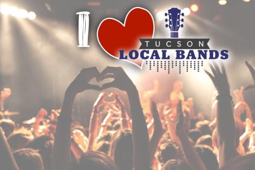 Live Music, I love Tucson local bands