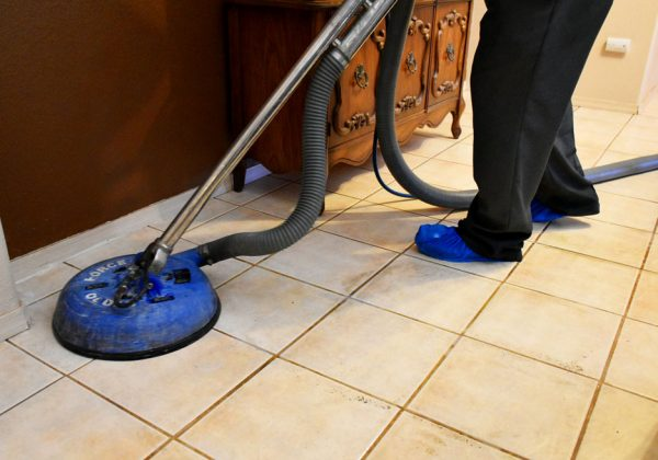 tucson tile grout cleaning just