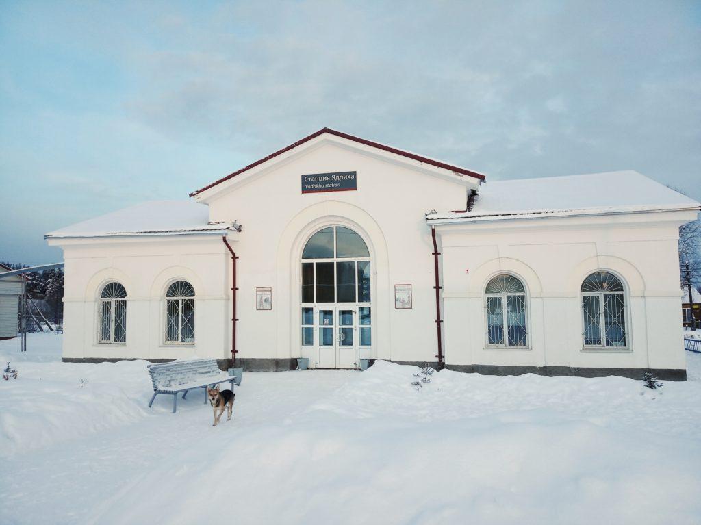 """โรงงาน """"Northern Mobile"""" ใน Veliky Usyug"""