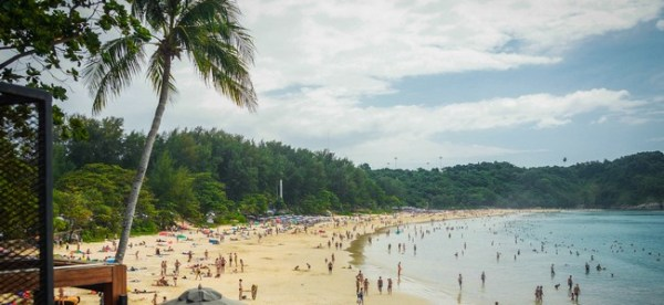 Пляж Най Харн Пхукет: отели, описание, фото, отзывы,как ...