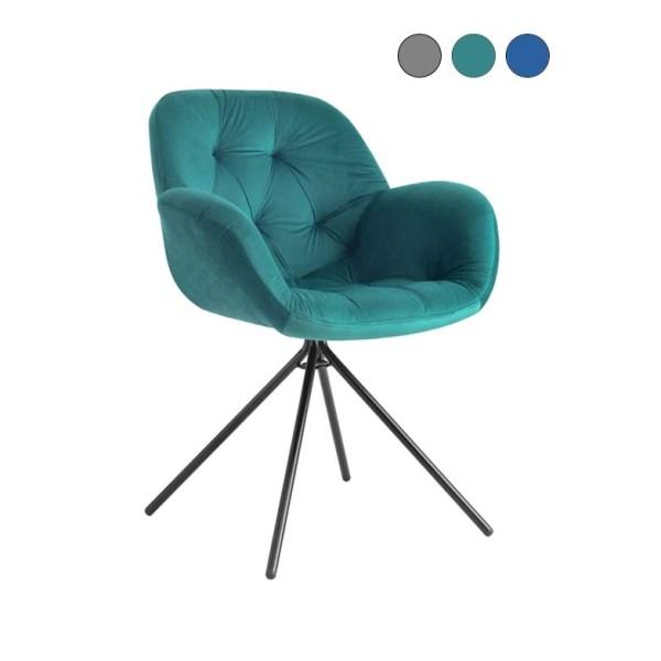 cadeira-estofada-verde