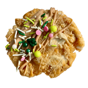 Pineapple Express cookie