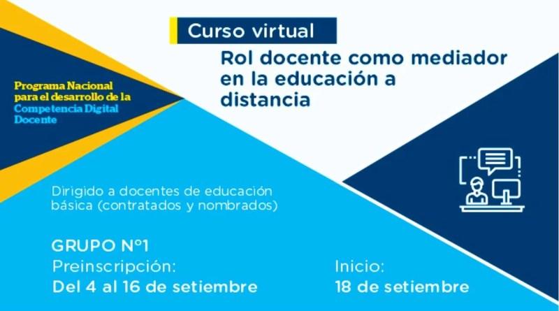 curso virtual perueduca