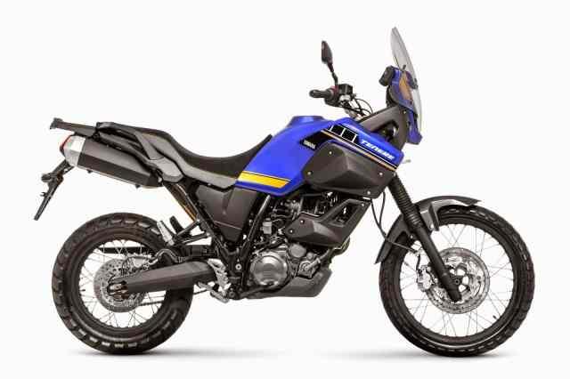 Yamaha faz recall de Ténéré 660 e XT 660R por problema no câmbio