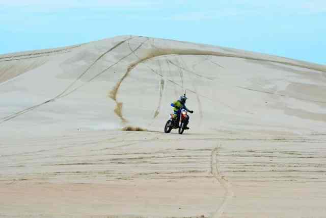 Jeri Adventure Ride