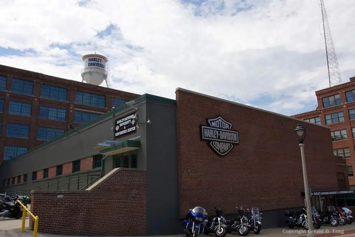 Harley-Davidson University & Conference Center em Milwaukee - Wisconsin