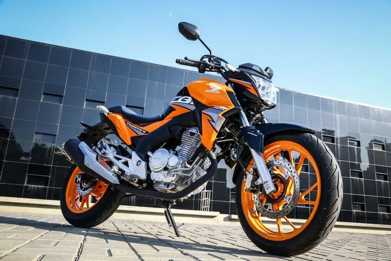 Honda CB 250F Twister 2019 ABS