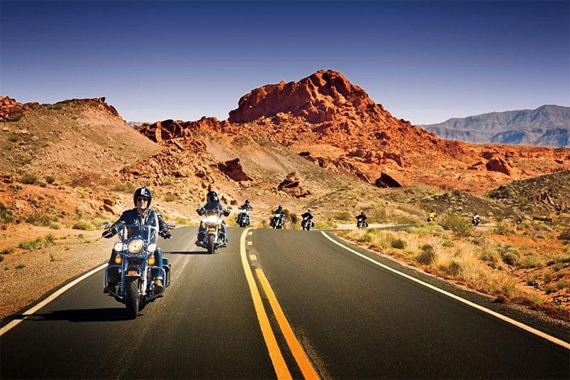 Dicas para fazer uma incrível viagem de moto