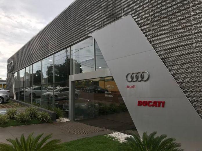 Ducati inaugura sua 10ª concessionária em Campo Grande (MS)