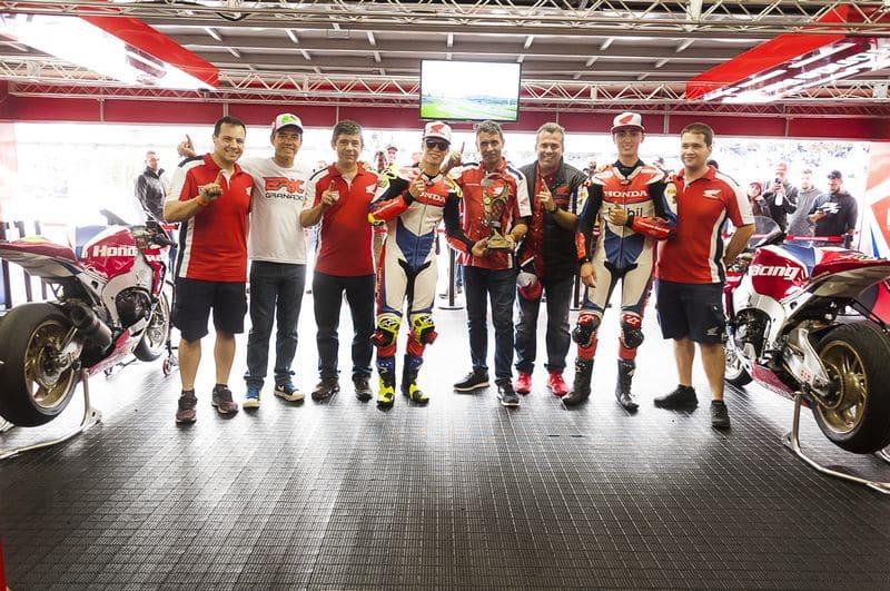 Equipe Honda comunica seu desligamento do SuperBike Brasil