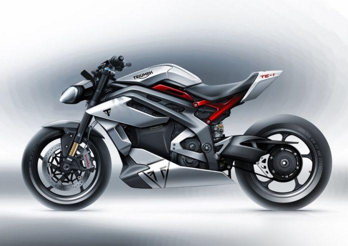 Triumph anuncia novidades tecnológicas inovadoras no seu projeto de motos elétricas