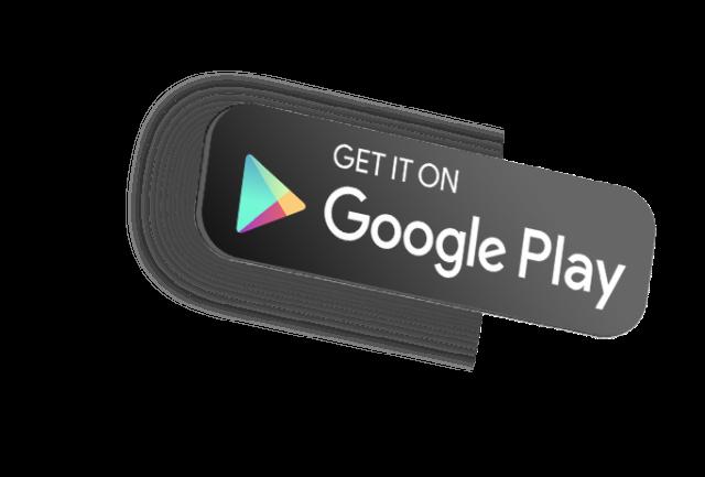 Mockup Google Play App Download Icon