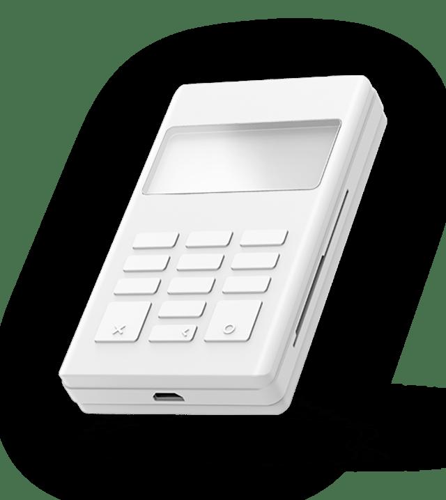 mockup - card reader