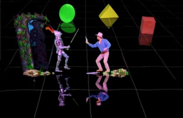 Time Traveler: esse foi pauta de um Globo Repórter sobre games, no início da década de 90