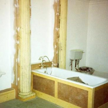 Tudor Carpentry and maintenance Shrewsbury Decorative Bath Design