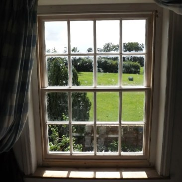 Tudor Carpentry and maintenance Shrewsbury Shropshire New Sash window