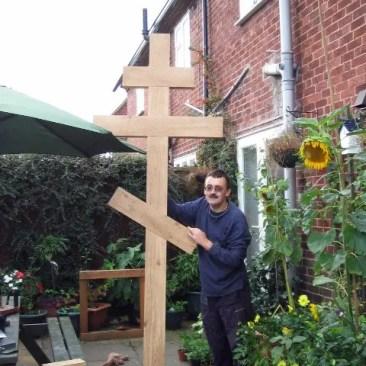 Tudor Carpentry and maintenance Shrewsbury Shropshire Oak Cross