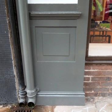 Shop Front Repair Shrewsbury Shropshire Carpenters