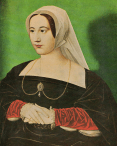 By William Camden Edwards, after Hans Holbein the Younger; color
