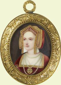 Portrait of a Lady called Katherine Parr