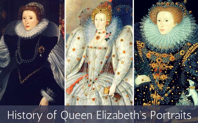 History of Queen Elizabeth's Portraits