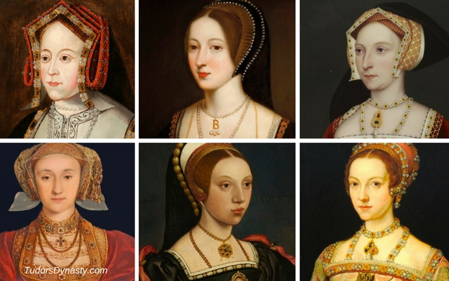 Tudor Queens Come to Life with Portraits, Wax Figures and Descriptions of Appearance