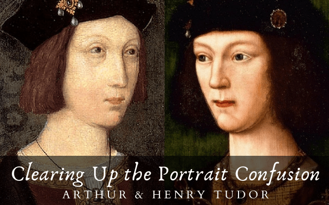 Clearing up the Portrait  Confusion: Arthur and Henry