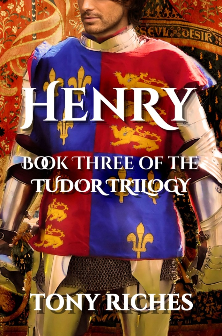Book Review: Henry – Book Three of theTudor Trilogy