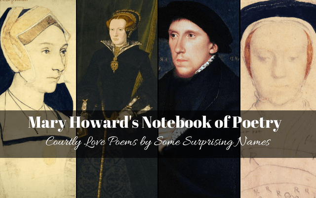 Mary Howard's Notebook of Poetry