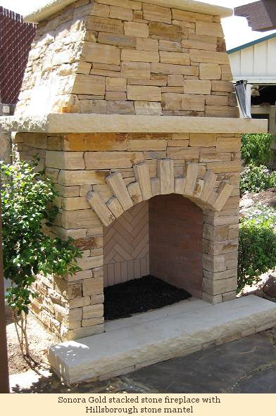 French Stone And Brickwork