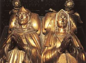 Tomb of King Henry VII & Elizabeth of York
