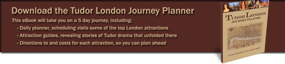 5 top reasons to visit the tower of london tudor tour 5 its in the heart of london fandeluxe Gallery